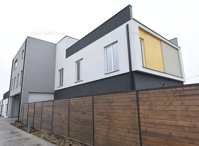 Arhitectura contemporana cu terase largi - imaginea 1