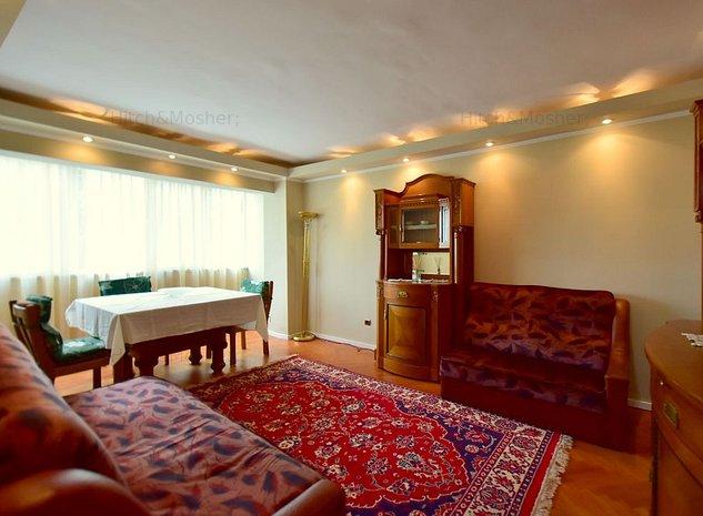 Apartament 3 camere - de inchiriat - Gh. Lazar - imaginea 1