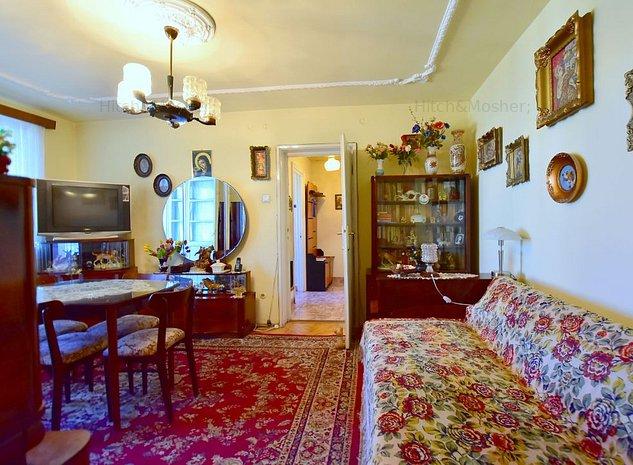 Apartament 2 camere - zona Popa Sapca - Vasile Lucaci - COMISION 0% - imaginea 1