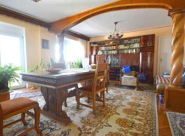 De vanzare apartament cu 4 camere - Complexul Studentesc - comision 0% - imaginea 1
