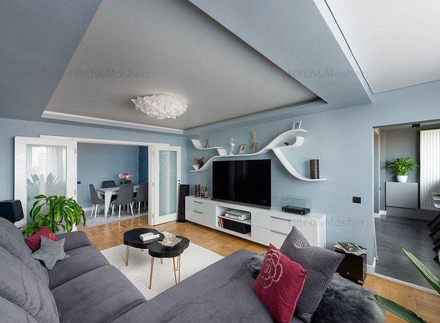 Apartament, Design Unic, Executie si Finisaje LUX-COMISION 0% - imaginea 1