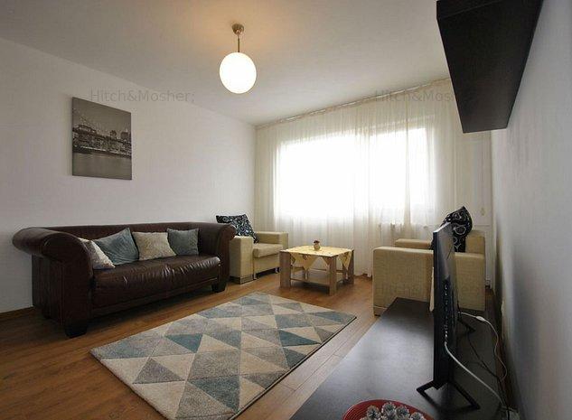 3 camere, amenajat, etajul 2, zona Torontalului-Cetatii - 300 euro - imaginea 1