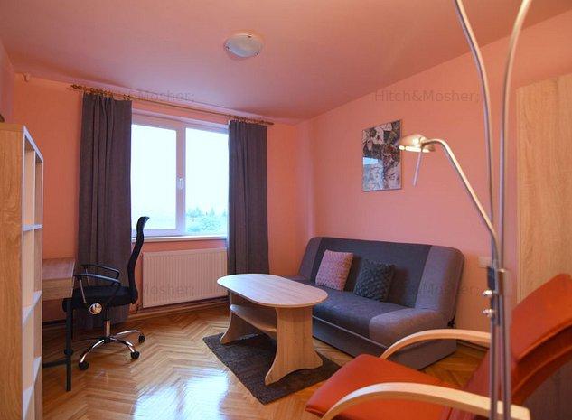 Apartament cu 2 camere si garaj-Piata Balcescu - imaginea 1