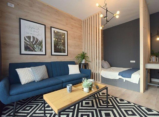 Apartament tip studio de vanzare - zona Girocului - imaginea 1
