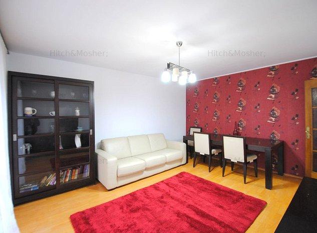 Apartament spatios de inchiriat in zona Aradului - imaginea 1