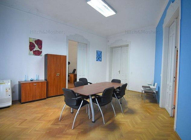 Apartament 3 camere in cladire istorica-Ultracentral Timisoara - imaginea 1