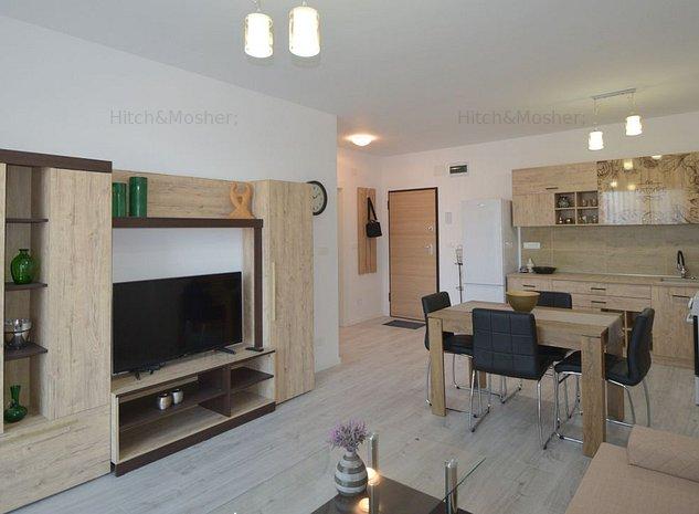 De inchiriat apartament 2 camere - CAMPEADOR RESIDENCE - imaginea 1