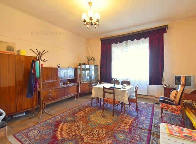 Apartament 2 camere - zona Piata Victoriei - comision 0% cumparator - imaginea 1