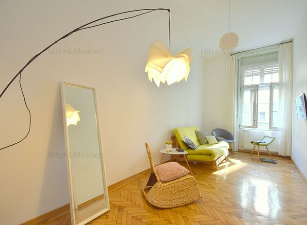 Apartament de inchiriat, 2 camere - Ultracentral - imaginea 1