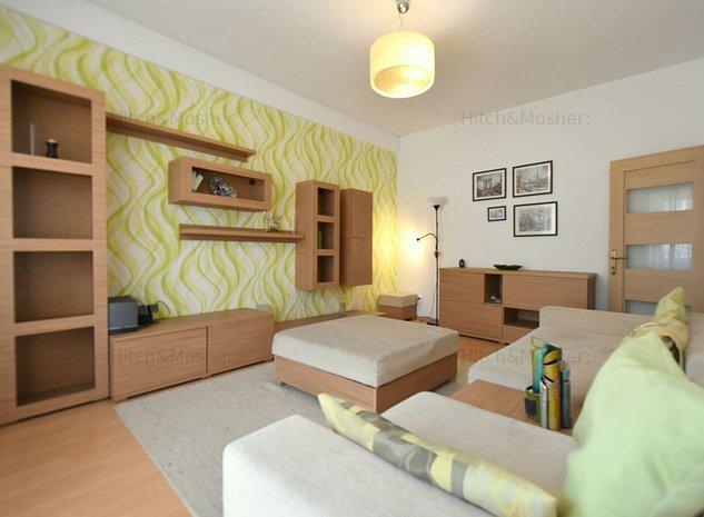Apartament cu 3 camere, pe doua nivele - Circumvalatiunii - imaginea 1