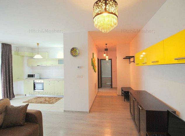 Apartament cu 2 camere si loc de parcare in complexul rezidential Iris - imaginea 1