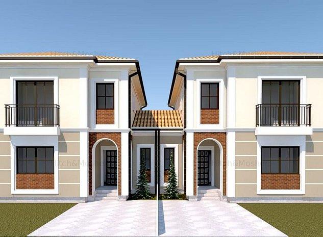 Casa in Dumbravita, spre Padure - zona Sala Polivalenta - imaginea 1