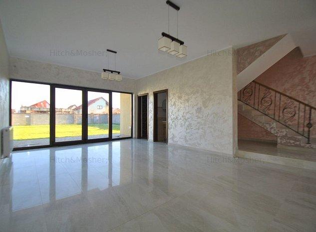 Casa individuala de inchiriat la intrare in Dumbravita - imaginea 1