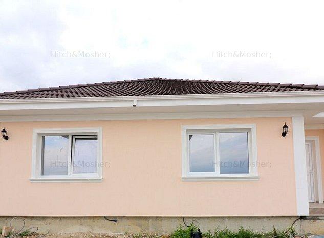 Casa, plan parter, 3 camere, la doar 76500 euro - imaginea 1