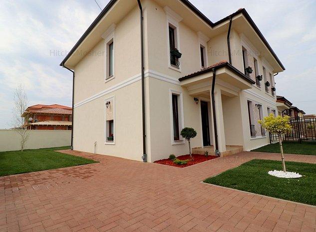 Casa, 4 dormitoare, finisaje executate impecabil, in zona Braytim - imaginea 1