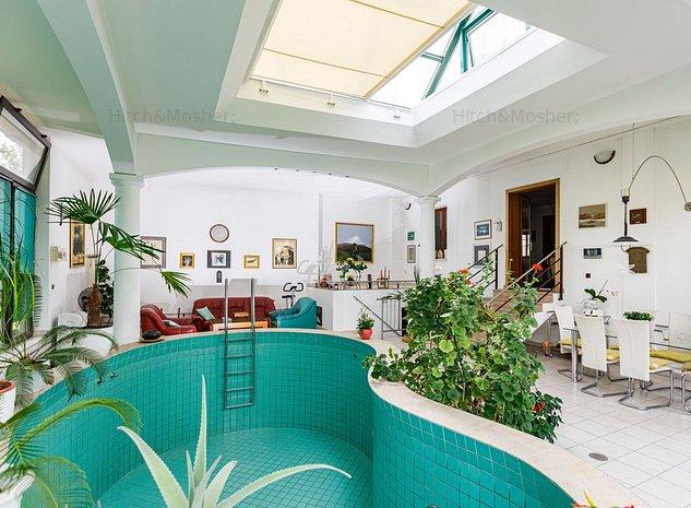 Casa individuala, piscina interioara, Braytim, comision 0 - imaginea 1