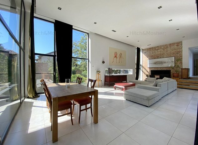Arhitectura moderna: simplitate, functionalitate, estetica - imaginea 1