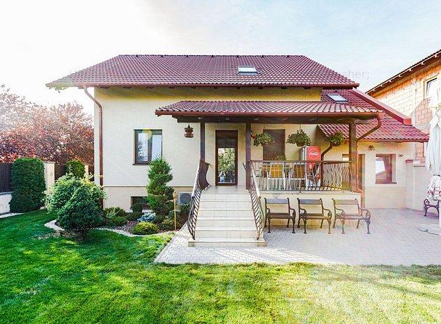 Casa unifamiliala in Timisoara, zona Blascovici, comision 0 - imaginea 1