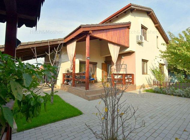 Casa individuala - zona Braytim - Hotel Arizona - Comision 0% cumparator - imaginea 1