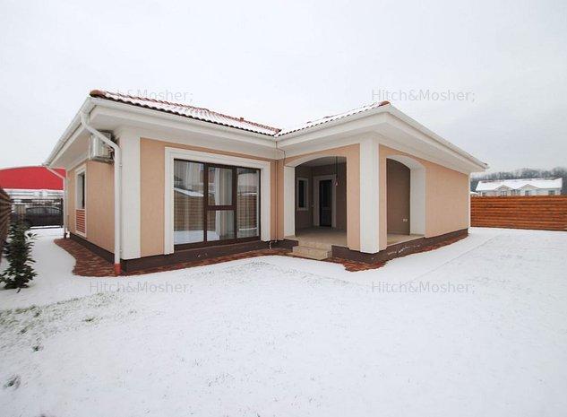 Casa plan parter in Dumbravita, spre Padure - imaginea 1