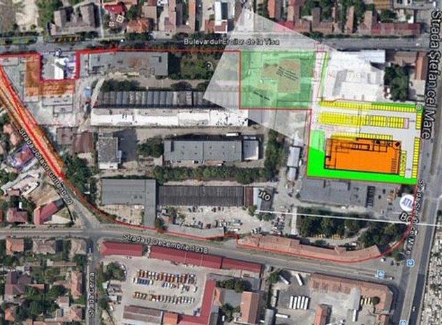 De vanzare teren intravilan edificabil, situat Timisoara, judetul Timis - imaginea 1