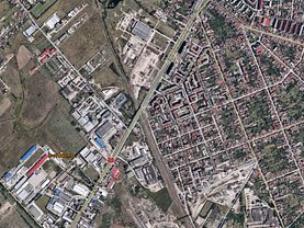 Teren constructii de vânzare, în Timisoara, zona Sagului