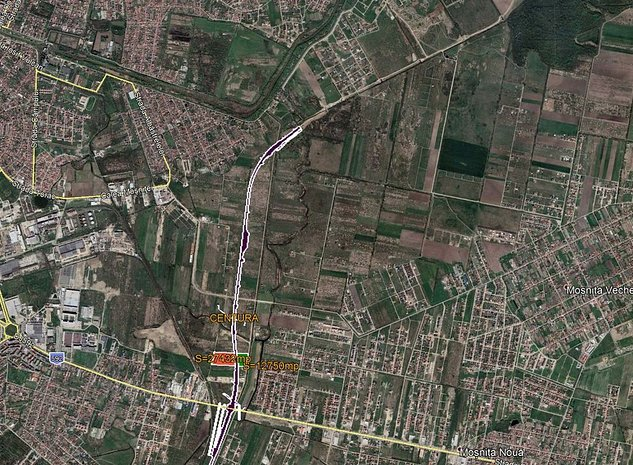 Teren intravilan de vanzare localizat in Timisoara - imaginea 1