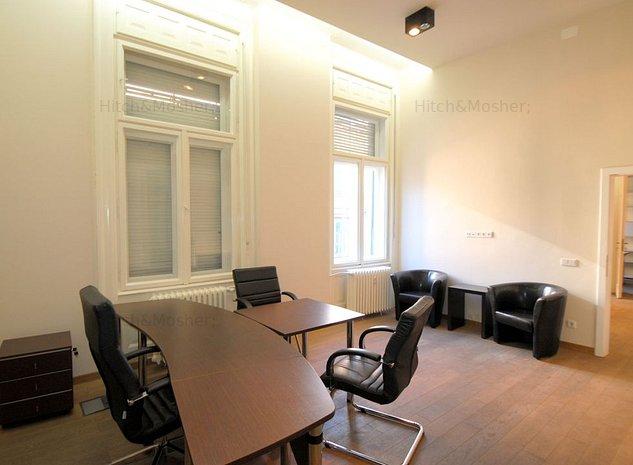 Spatiu de birouri de inchiriat in zona Ultracentral - Piata Unirii - imaginea 1
