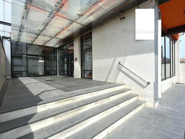 Spatiu de birouri de 650 mp, pe 3 nivele, in zona Torontalului - imaginea 1