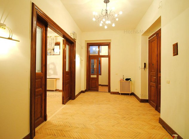 Spatiu birou in suprafata utila de 130mp, de inchiriat in  Parcul Plevnei - imaginea 1