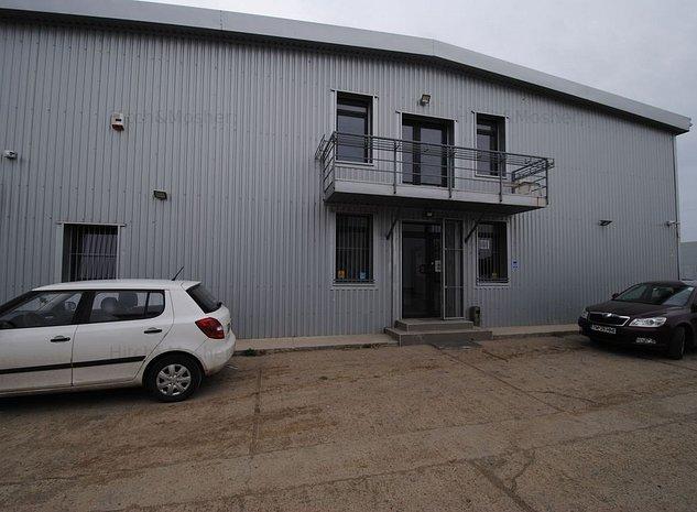 Spatiu industrial de 2.000mp de inchiriat - Giarmata - imaginea 1