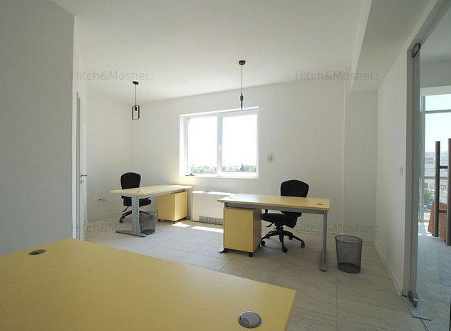 Spatiu birouri de inchiriat in zona Aradului - imaginea 1