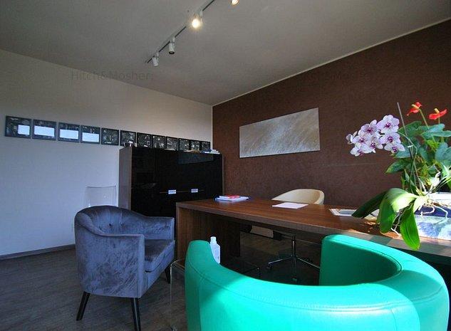 Spatiu de birou in zona Circumvalatiunii- complet mobilat - imaginea 1
