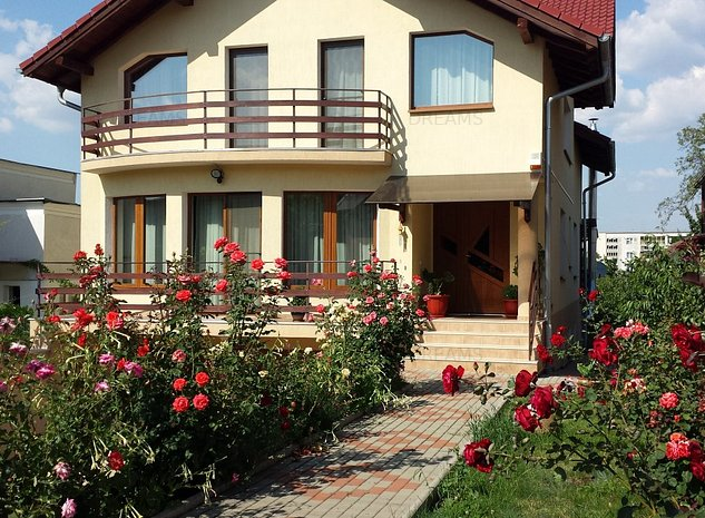 Inchiriere vila superba in Andrei Muresanu ne/mobilata - imaginea 1