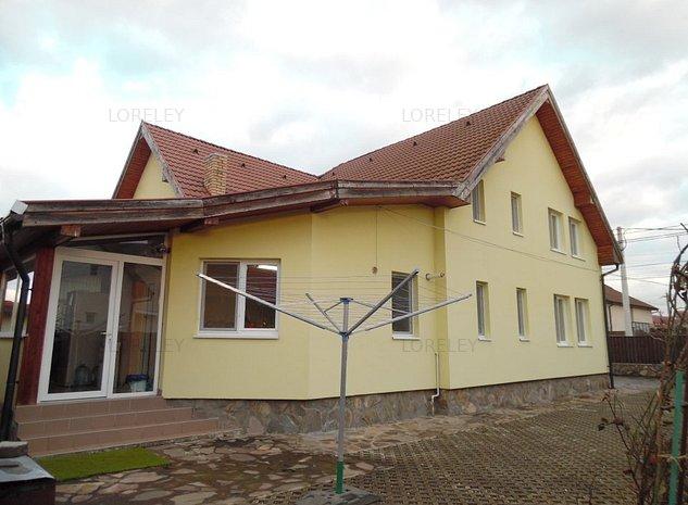Casa lux in Sangeorgiu de Mures - imaginea 1