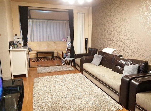 MOBITIM vinde apartament 93mp, ultrafinisat, zona Horea, Cluj-Napoca - imaginea 1