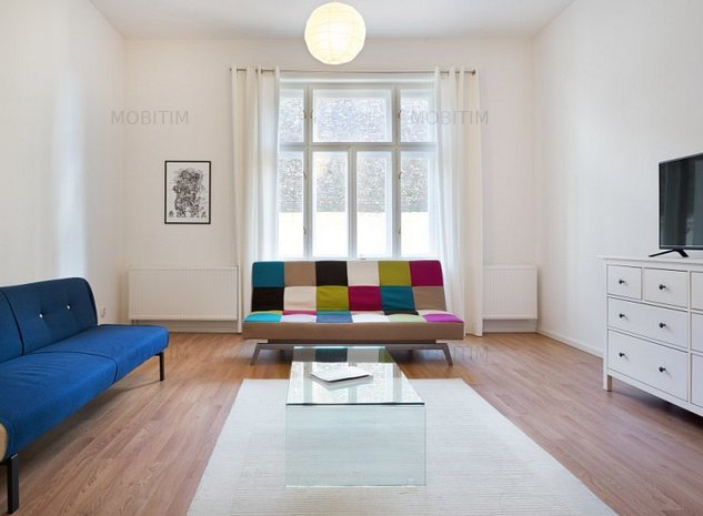 Apartament cu 3 camere de inchiriat ultracentral pretabil birou - imaginea 1