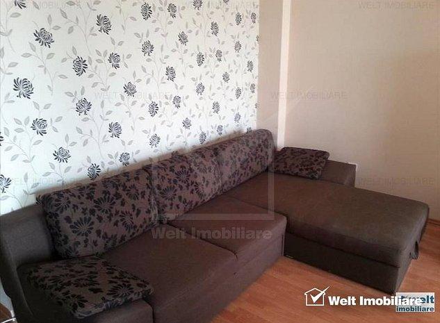 Apartament de inchiriat 2 camere, zona Buna Ziua - imaginea 1