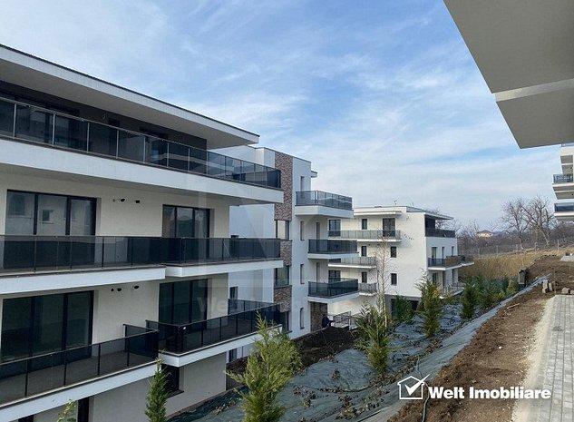 Apartament 3 camere, zona Borhanci, 83,77mp plus terasa 23 mp - imaginea 1