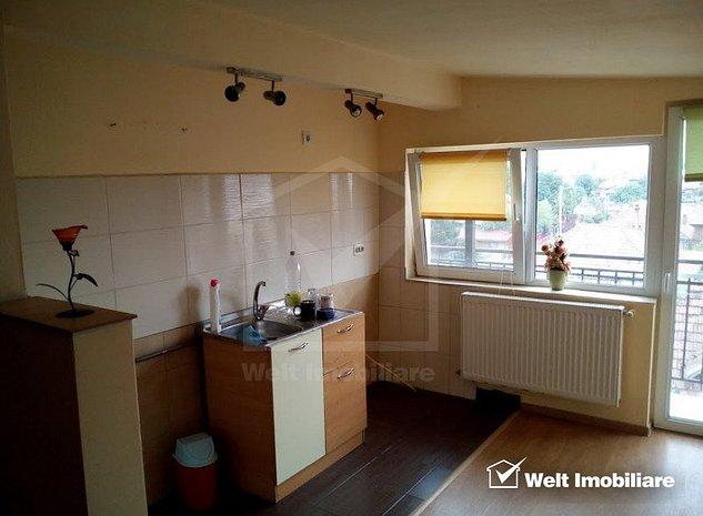 Apartament 2 camere, finisat, 58 mp, Someseni - imaginea 1
