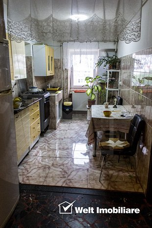 Apartament 3 camere decomandate Marasti str.Fabricii, 3min Kaufland, 65mp+balcon - imaginea 1