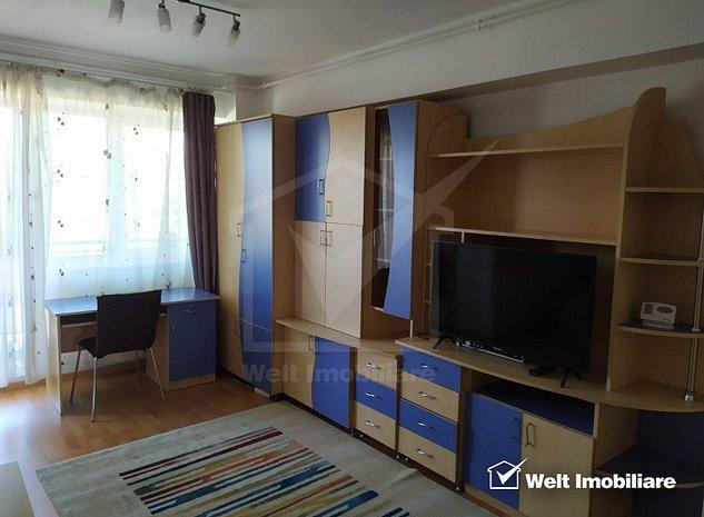 Apartament 1 camera+nisa de dormit, Marasti, bloc nou - imaginea 1