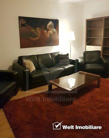 Inchiriere Apartament 3 camere, 120 mp, zona centrala - imaginea 1
