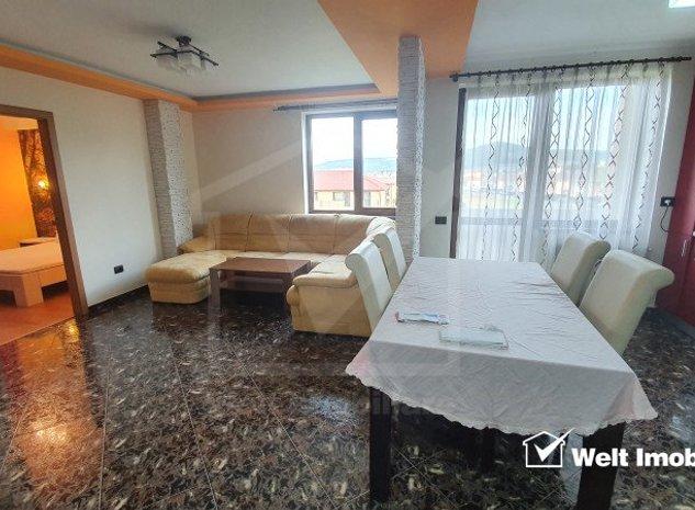 Apartament cu 3 camere, modern, mobilat si utilat, Floresti, Sesul de Sus - imaginea 1