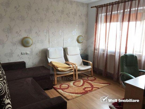 Apartament 2 camere decomandate + balcon si boxa, Zorilor, Golden Tulip - imaginea 1