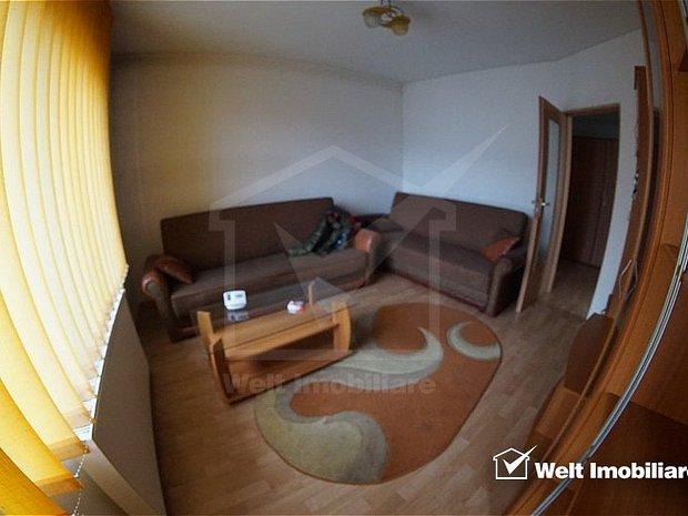 Apartament 1 camera, decomandat, confort sporit, etaj 2, Manastur - imaginea 1