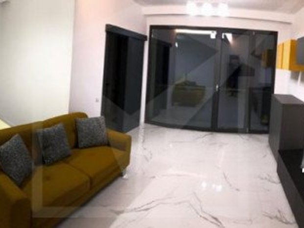 Apartament 1 camera, bloc nou, complet utilat, mobilat modern, zona Iulius Mall - imaginea 1