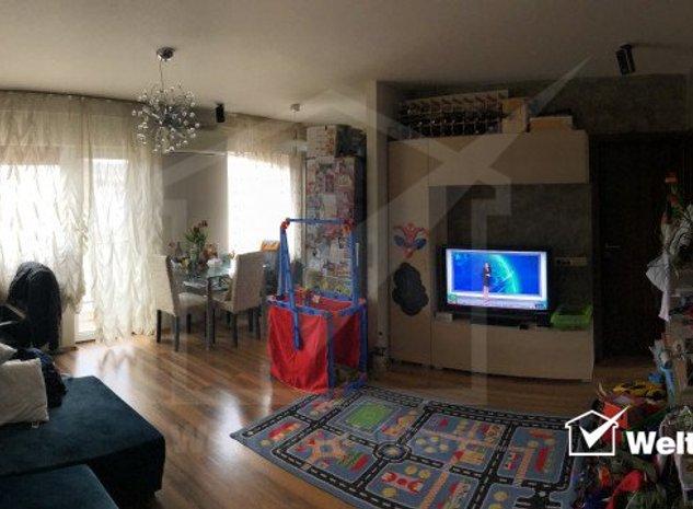 Vanzare apartament 2 camere, situat in Floresti, zona Stejarului - imaginea 1
