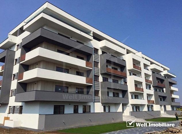 Apartamente de 1, 2 si 3 camere, Zorilor, zona Europa, preturi promotionale! - imaginea 1