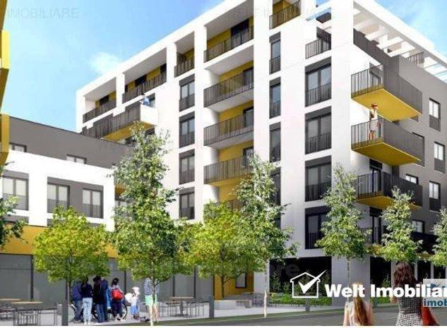 Apartament 2 camere  constructie noua  Centru - imaginea 1